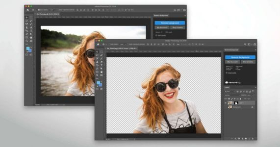 Remove.bg Brings 1-Click Background Removal to Photoshop