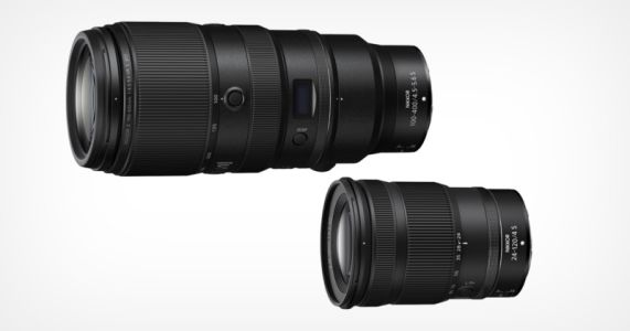 Nikon Launches Z-Mount 100-400mm f/4.5-5.6 and 24-120mm f/4 Lenses