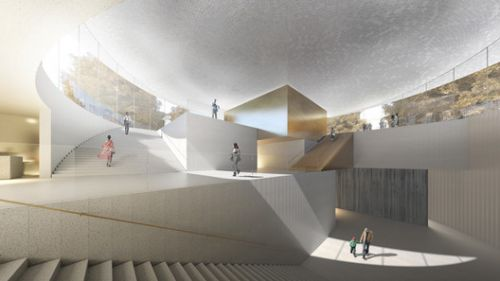 Helsinki-based Architects JKMM Selected to Design the National Museum of Finland