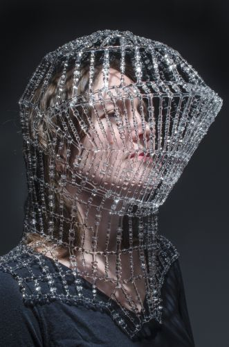 Wearable Glass Objects and Sculptures by Kit Paulson