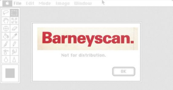 The Story of How Photoshop Was First 'Barneyscan XP'