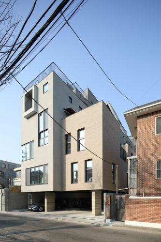 Yeonnam-dong ZORB / modo architect office