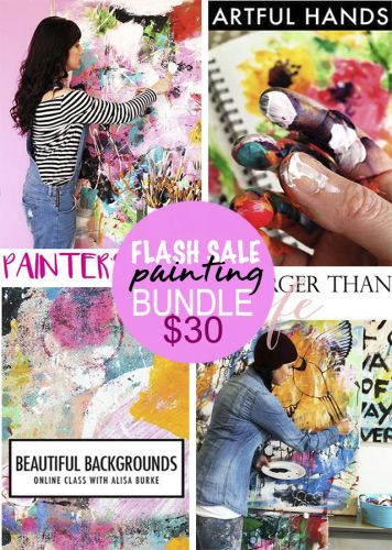 FLASH SALE TODAY! painting bundle