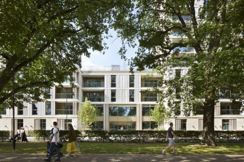 Tiger Way School / Hawkins\Brown