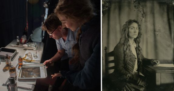 Behind the Scenes: Shooting Wet Plate Portraits of the Cast of Little Women