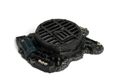 Showcase: Sector Imperialis Sewer Hatch