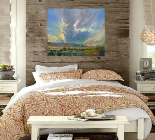 Paintings & Decor - What Do You Wake Up to?