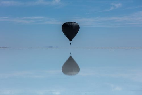 Solar-Powered Air Balloon by Tomás Saraceno Shatters Records, While Protesting Lithium Mining