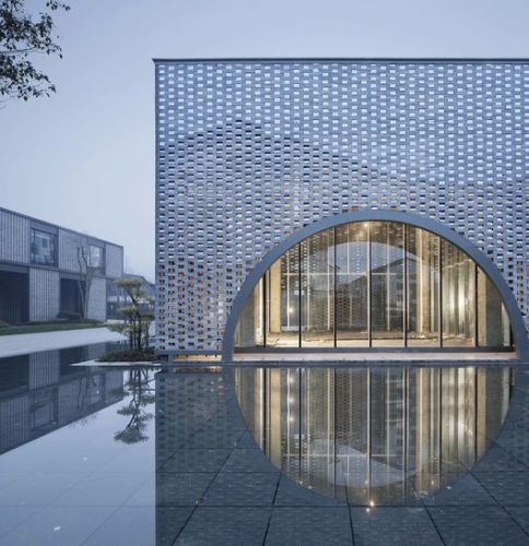 The FengQiao Experience Exhibition Hall / UAD