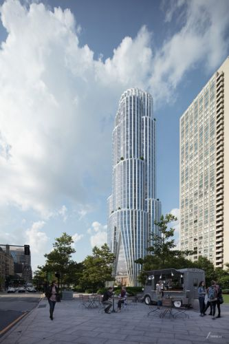 KPF Unveils High Performance and Resilient Tower in Boston