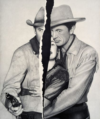 Once upon a time in the West, Karl Haendel