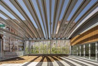 Joan Oliver - Pere Quart Civic Center Extension / Pich-Aguilera Arquitectes