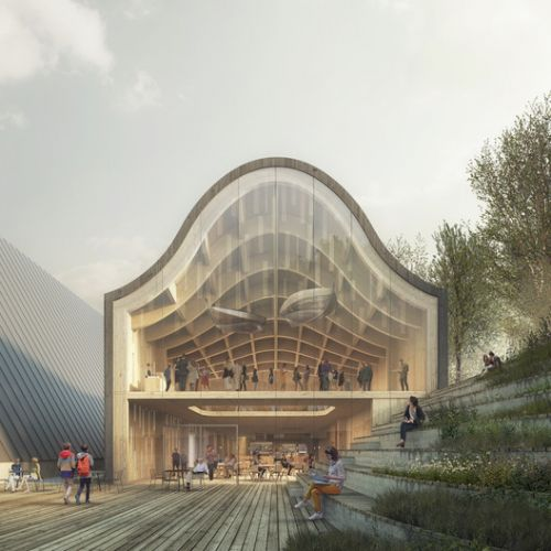 Reiulf Ramstad Arkitekter Wins Competition to Design Norway's Polar Exploration Museum Newest Extension