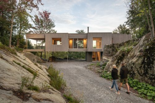 Forest House I / Natalie Dionne Architecture