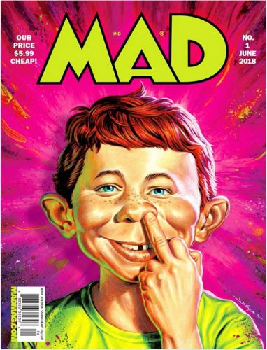 On The Stands: MAD 1!!