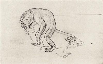 Serov's Fable Illustrations