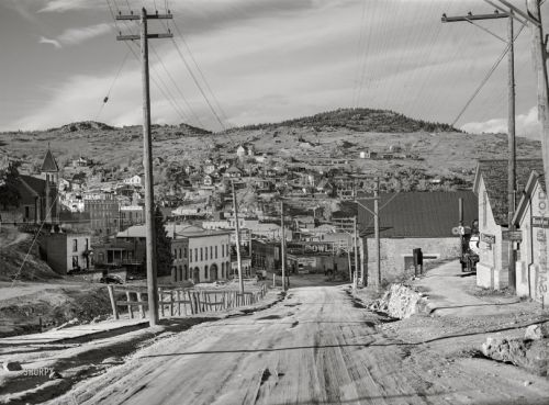 Central City: 1941