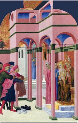 Sassetta considered the greatest Sienese painter of the early 15th century