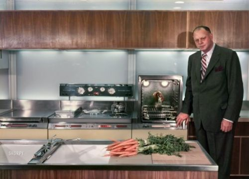 The 24-Carrot Kitchen: 1954