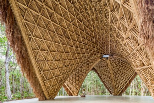 Luum Temple / CO-LAB Design Office