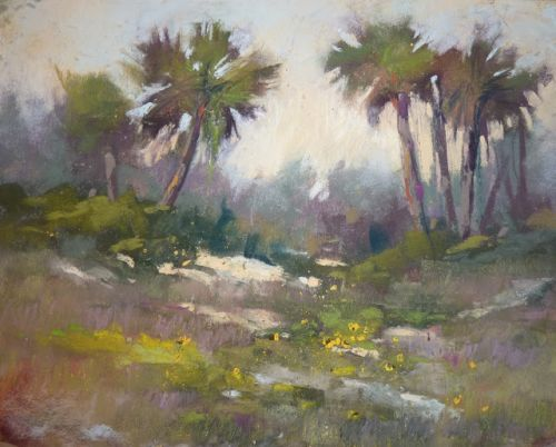 Interpreting a Landscape en Plein Air