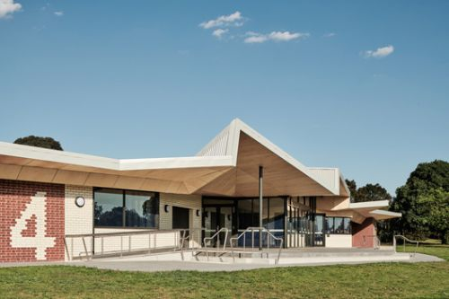 Dendy Park Sporting Pavilion / CohenLeigh Architects