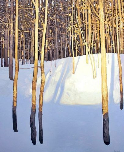 Paintings by Peter RotterLandscapes dominate the subjects of my