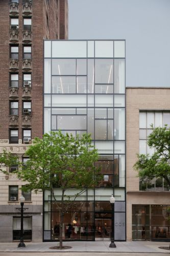 COS Chicago Oak Street / COS in-house architectural team
