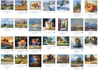 HALF-PRICE SALE, EVERY PAINTING by TOM BROWN