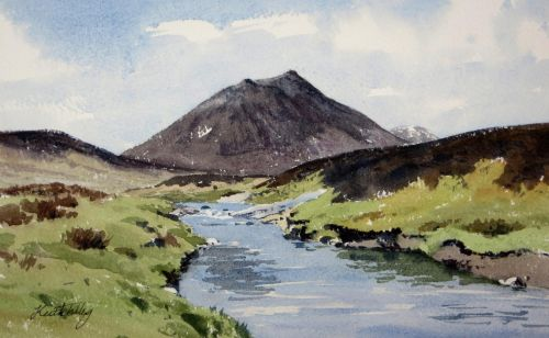 Up-river to Morven