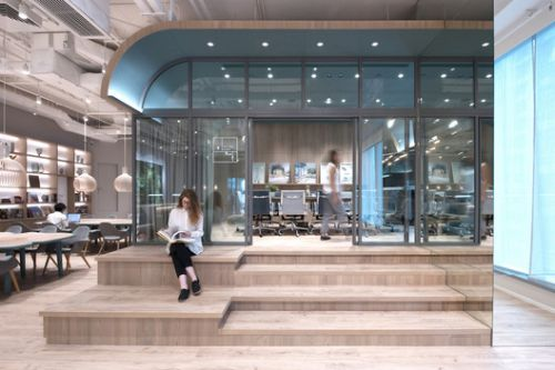 Workplace - The Work Project / Bean Buro