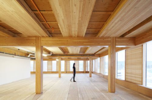 Is Cross-Laminated Timber the Concrete of the Future?