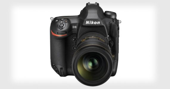 Nikon Unveils the D6 with the 'Most Powerful AF System in Nikon History'