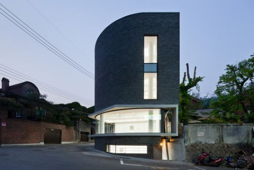 Cornerstone 1-532 / Leehong Kim Architects