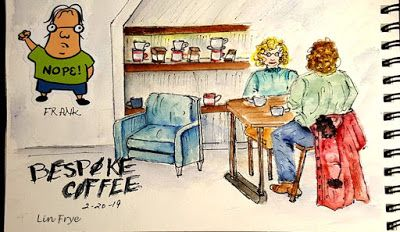 Journal - Bespoke Coffee Shop - Cape Fear Sk