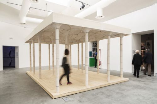 AAU ANASTAS Explores Stone's Potential for Contemporary Design at the 2021 Venice Architecture Biennale