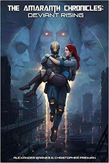 Deviant Rising by Alexander Barnes and Christopher Preiman