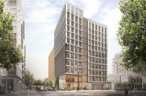 Oregon Becomes the First State to Legalize Mass Timber High Rises