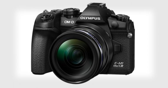 Olympus Unveils OM-D E-M1 Mark III with 'World's Best' Image Stabilization