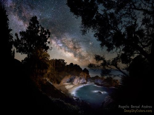 How I Helped Put McWay Falls on the Map for Nightscape Photos