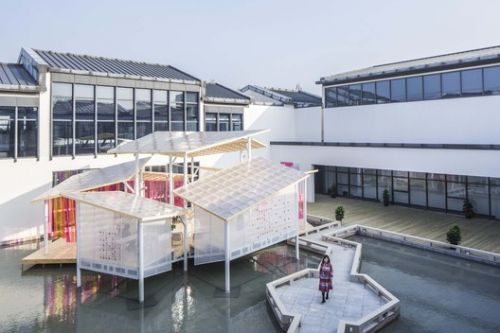 Beyond the Wind Pavilion / MAT Office