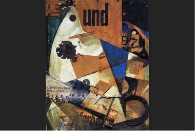 Born on this day. Kurt Schwitters
