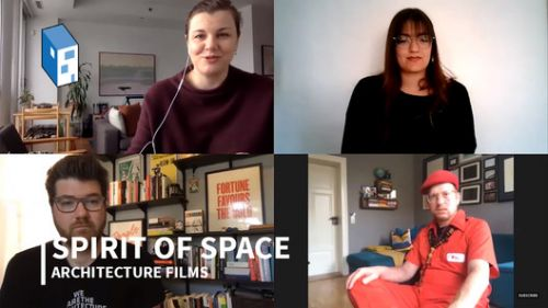 """""""Film is the Next Best Thing for Architecture"""": Interview with Spirit of Space"""