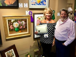 Women Artist of the West National Show by artist Pat Meyer