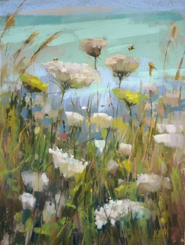 Three Tips for Framing Pastels for an Exhibition