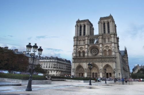 """Dominique Perrault on Notre Dame: """"The Heart of the Heart"""""""