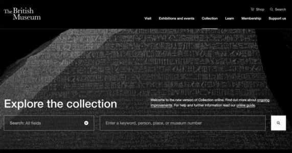 The British Museum Just Put 1.9 Million Images Online for Public Use
