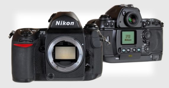 Nikon Issues Small Recall for a 16-Year-Old Film Camera