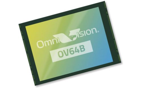OmniVision Unveils the World's First 0.7 Micron 64MP Image Sensor