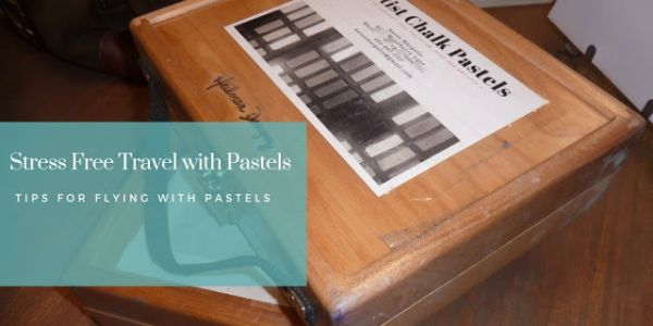 Tips for Flying with Pastels: New Video